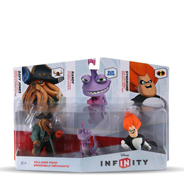 Disney INFINITY Villains 3 Pack