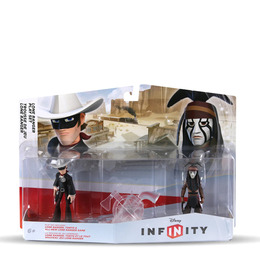 Disney INFINITY Lone Ranger Play Set