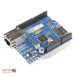Arduino Ethernet Shield Rev 3.0