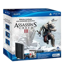 PlayStation 3 Edición Limitada Assassin's Creed III