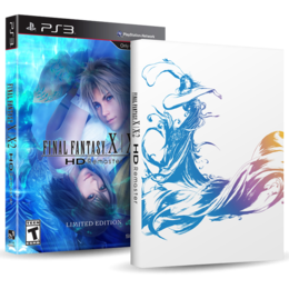 Final Fantasy X / X-2 HD Limited Edition