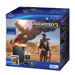 PlayStation 3 Edición Limitada Uncharted 3