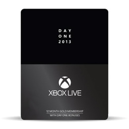 Membresia XBOX Live Gold Day One