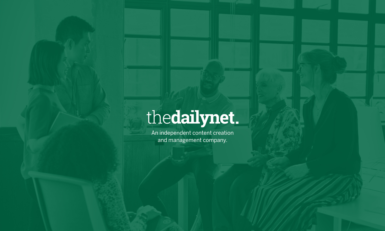 The Daily Net - An Independent Content Creation and Management Company