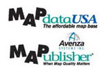 MAPublisher 6 & MAPdata USA MAC