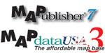 MAPublisher 7 & MAPdata USA, Mac