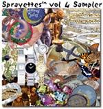 Sprayettes Vol. 4, Mac