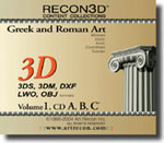 Volume 1: Greek & Roman Art, Multi-format, Mac/Win