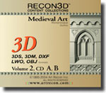 Volume 2: Medieval Art, Multi-format, Mac/Win