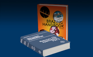 WELDING REFERENCE BOOKS