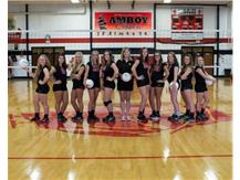 2017 Sophomore Volleyball