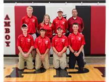 2017 Golf Team