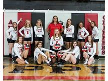 2018 Freshman Volleyball