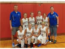 Germantown 6th Grade Tournament 3rd Place