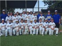 2016 Baseball Regional Champions