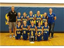 ASA 6th Grade Tournament Champions