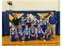 Aviston 6th Grade Tournament 2nd Place