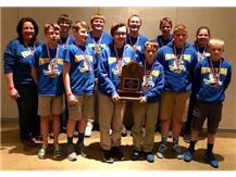 2018 IESA Scholar Bowl State- 3rd Place