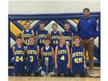 2019 Aviston 6th Grade BB Tourament Champions