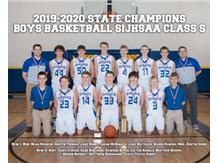2019-2020 State Champs