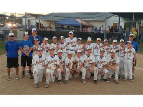 2016 SIJHSAA Class S State Champions