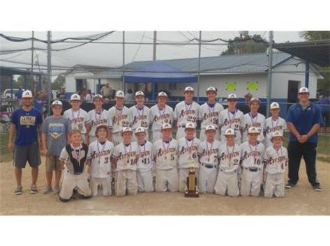 2017 SIJHSAA Class S State Champions