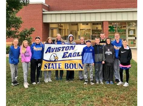 2018 SIJHSAA Class S Cross Country State Teams
