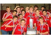 IHSA Soccer State Champions 2007