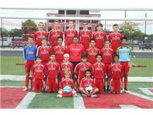 2015 Boys' Freshman Red Soccer