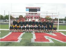 2015 Boys' Varsity Soccer