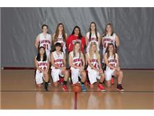 2015-'16 Girls' JV Basketball