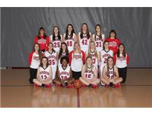 2015-'16 Girls' Varsity Basketball