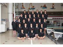 2015-'16 Boys' Varsity Swimming & Diving
