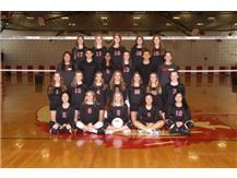 2017 Girls Freshman Volleyball