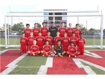2017 Boys Freshman Red Soccer