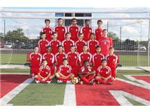 2017 Boys Freshman White Soccer