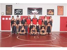 JV Wrestling