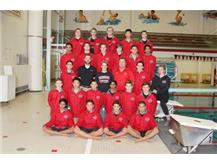 Boys F/S Swimming & Diving