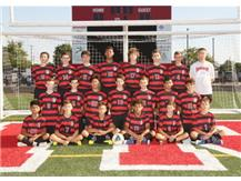 2019 Boys Freshman Red Soccer