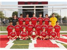 2019 Boys Freshman White Soccer