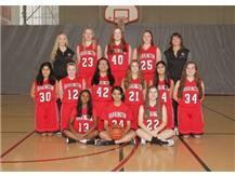 2019-'20 Girls' JV Basketball