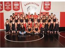 2019-'20 Junior Varsity Wrestling