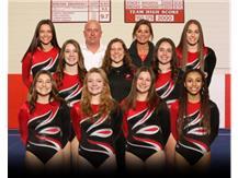 2020-21 Girls' JV Gymnastics