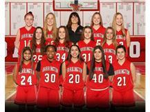 2020-21 Girls' JV Basketball