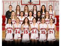 2020-21 Girls'Freshman Basketball