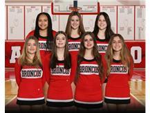 2020-21 JV Cheerleading