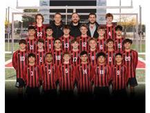 2021 Boys' Varsity Soccer