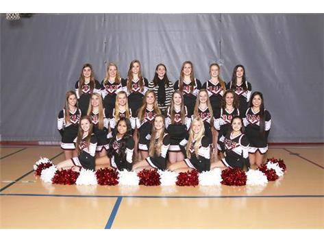 2013-'14 Varsity Dance Team