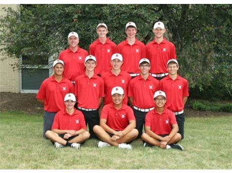 2015 Boys' Varsity Golf