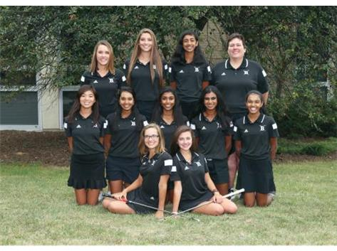 2015 Girls' Varsity Golf